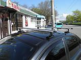 Кенгуру Комбі Аеро 120см - універсальний багажник на дах для авто зі штатними місцями, фото 2