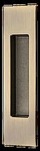 Ручка для раздвижных дверей MVM SDH-2 AB бронза
