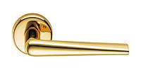 Ручки для дверей Colombo Robotre полірована латунь