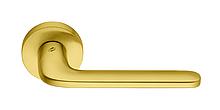 Дверные ручки Colombo Robotquattero матовое золото
