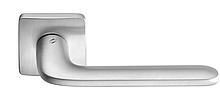 Дверные ручки Colombo RobotquatteroS матовый хром
