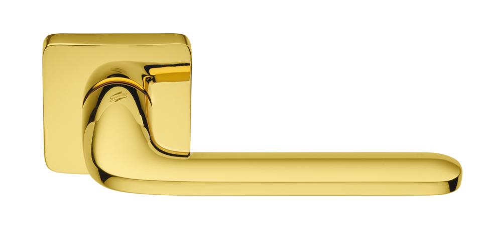 Ручки для дверей Colombo Robotquattero S полірована латунь
