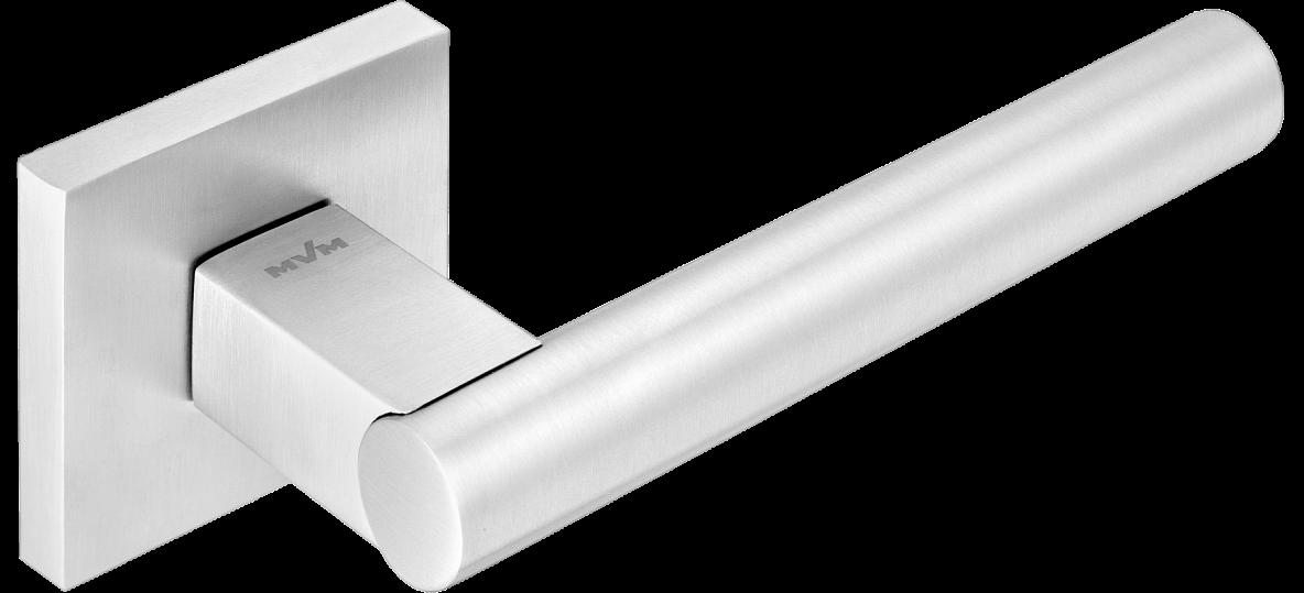 Дверні ручки MVM S-1480 SS нержавіюча сталь