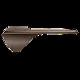 Дверні ручки MVM Z-1500 MA матовий антрацит, фото 2