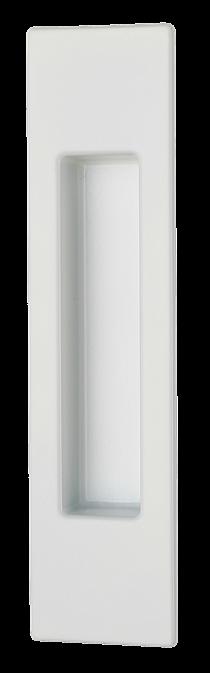 Ручка для розсувних дверей MVM SDH-2 WHITE