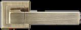 Дверні ручки MVM Grotti A-2004 AB бронза, фото 2