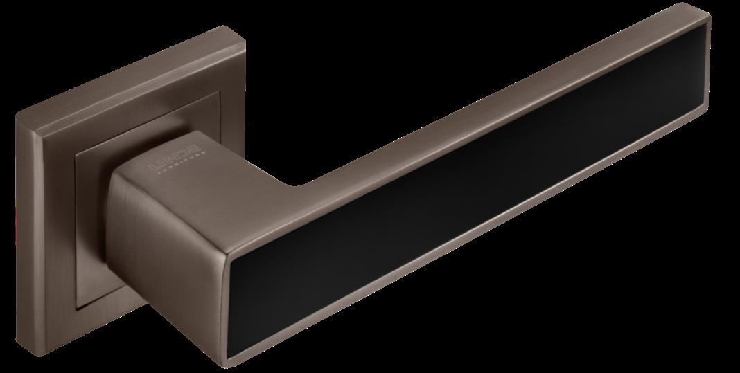 Дверні ручки MVM A-2015 MA+Black