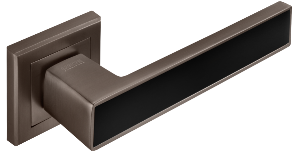 Дверные ручки MVM A-2015 MA+Black