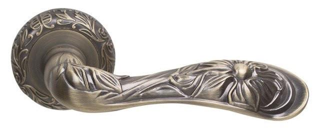 Дверні ручки RDA  AC0386 матова антична бронза