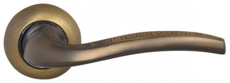 Дверні ручки RDA Kapella матова бронза