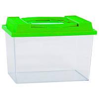 Savic (Савик) Fauna Box террариум контейнер для содержания и транспортировки рыб рептилий грызунов 3 л