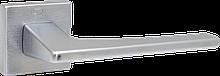 Ручки дверные Convex 1495 матовый хром