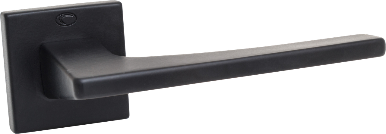 Ручки для дверей Convex 1495 чорний матовий