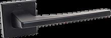 Ручки дверные Convex 1495 черный матовый