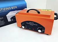 Сухожар для стерелизации маникюрно-косметологических инструментов CH 360T (белый, оранжевый, зеленый, серый)