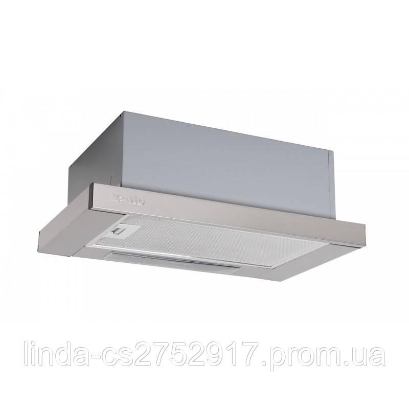 Кухонная вытяжка GARDA 50 INOX (700) slim VentoLux