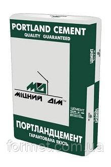 Цемент ПЦ-500  50кг (Міцний Дім)
