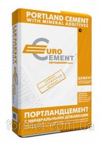 Цемент ПЦ-400 25кг (Євроцемент) некондиція 2кат. (кількість обмежена), фото 2