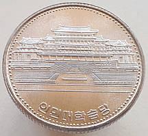Северная Корея 1 вона 1987