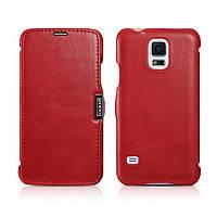 Чехол iCarer для Samsung Galaxy S5 Vintage Red (RS960003)