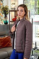 Женская  куртка  ( лаванда), (весна-осень), фото 1