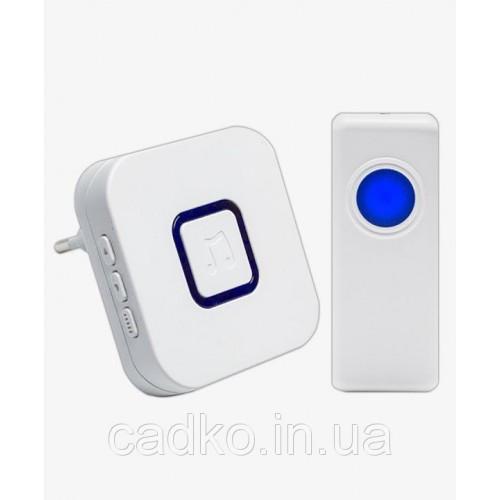 Беспроводный дверной звонок для улицы Doorbell Recs
