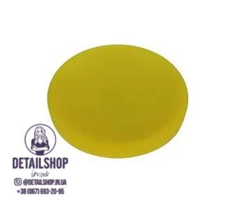 KOCH CHEMIE Schleifschwamm gelb, mittelhart Ø 80 x 30 mm(желт.ср.тв)