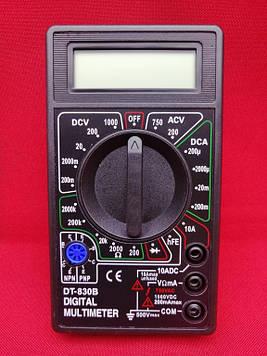 Мультиметр DT-838(+вимірювач струму)