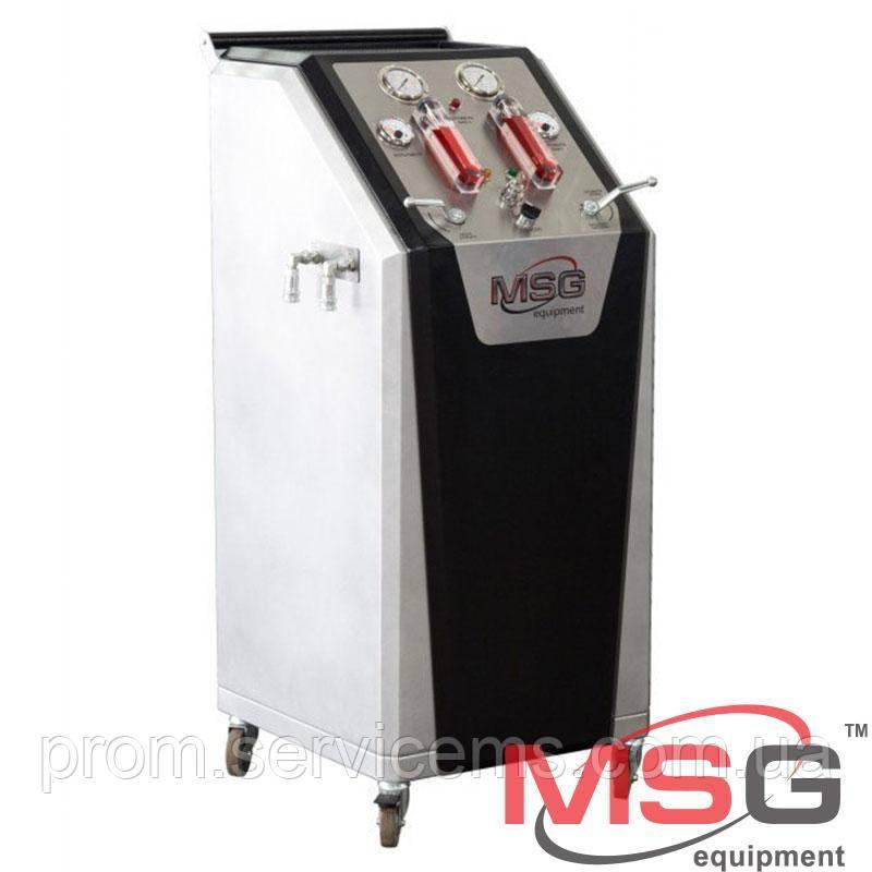 Стенд для диагностики и промывки агрегатов рулевого управления MS603N - 220V