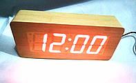 Часы с будильником и градусником  VST 865-1, фото 1