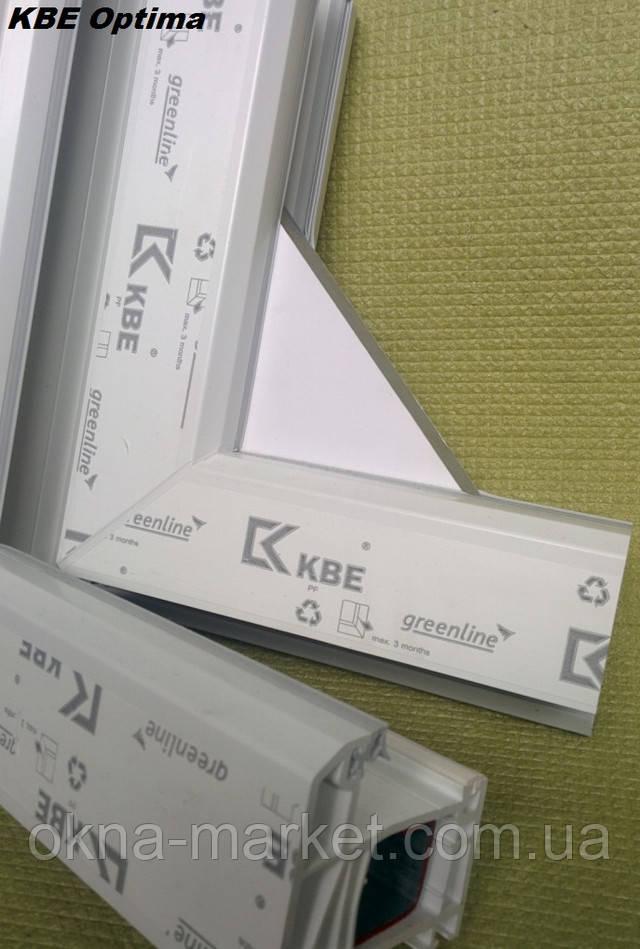 ПВХ системы KBE Optima