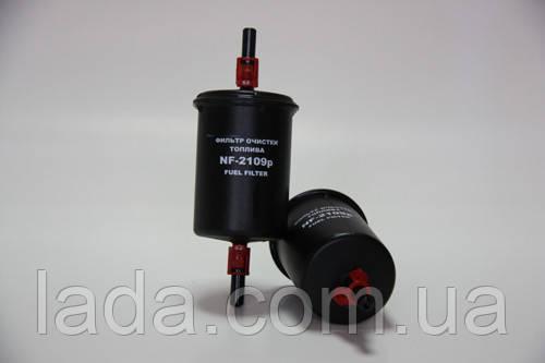 Фильтр топливный Невский фильтр ВАЗ 1118 - 2170, ВАЗ 21214 штуцер пласт.