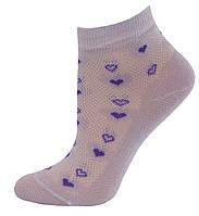 Детские летние носки укороченные