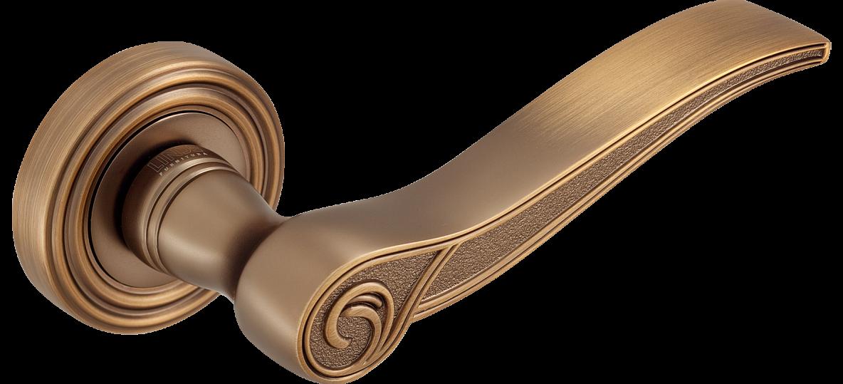 Ручка MVM A-2012 MACC матова бронза