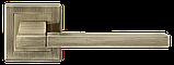 Дверні ручки MVM A-2008 AB бронза, фото 2