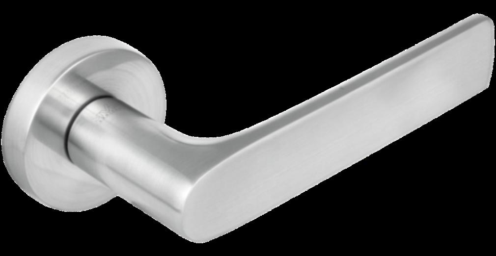 Дверні ручки MVM Z-1801 MC матовий хром