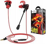 Наушники MP3 Hoco M45 Promenade with mic ORIGINAL