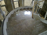 Мраморная лестница Днепропетровск.Мрамор Днепропетровск.Облицовка и продажа., фото 1