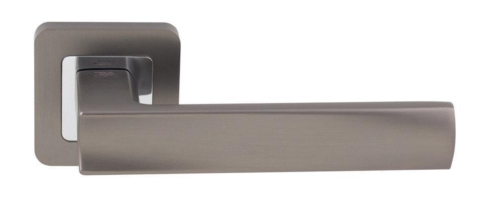 Дверні ручки RDA Cube хром / титан