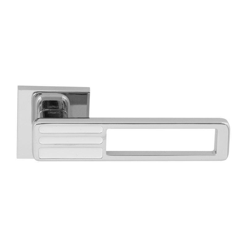 Ручка Bridge RDA хром/білий