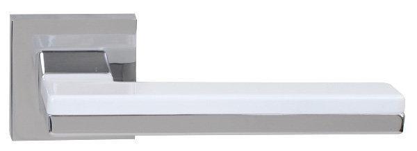 Ручка Domino RDA хром/білий