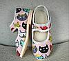 Туфли домашние детские Литма
