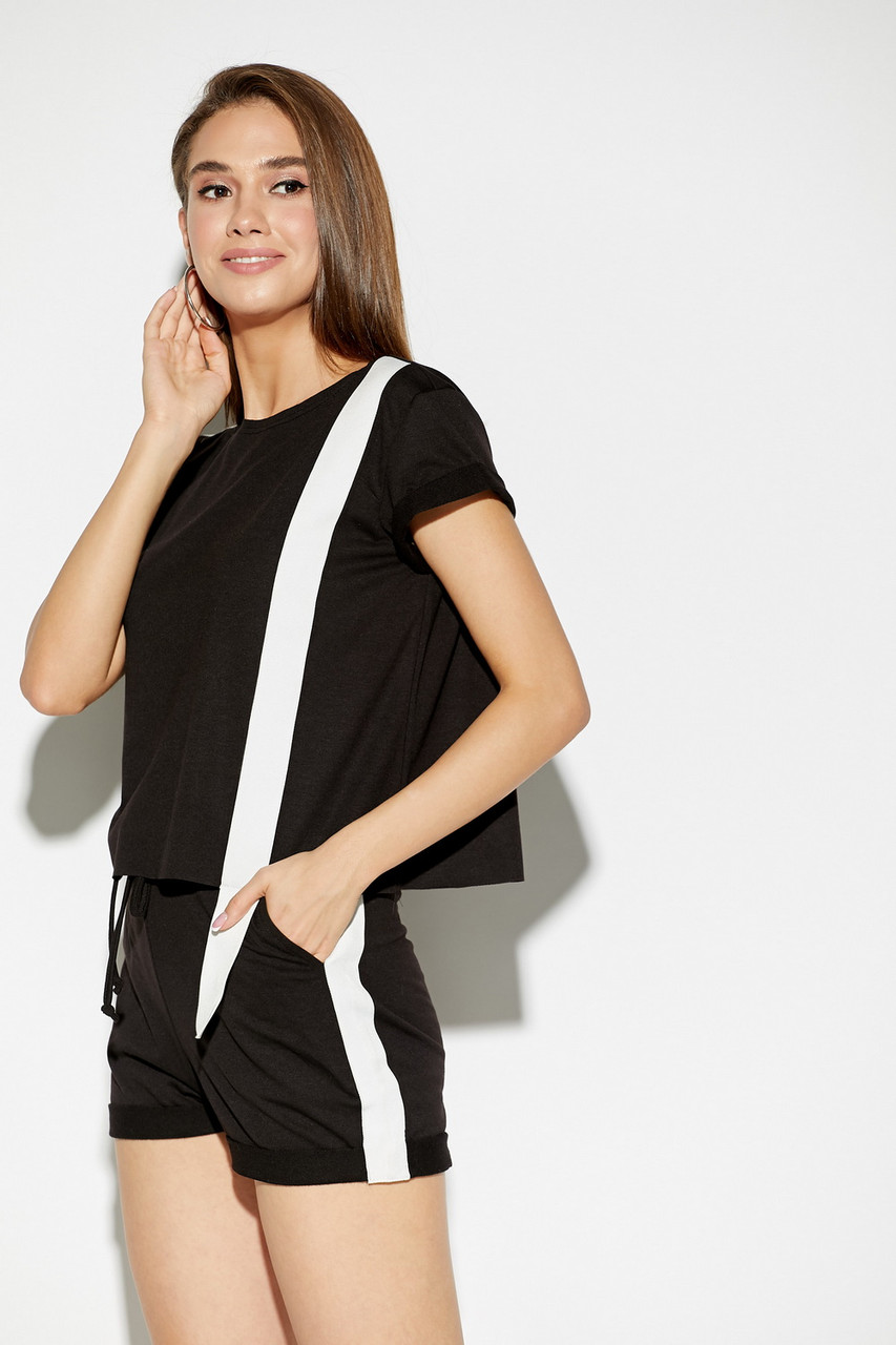 """Костюм женский: шорты и футболка """"Кейт 3"""""""