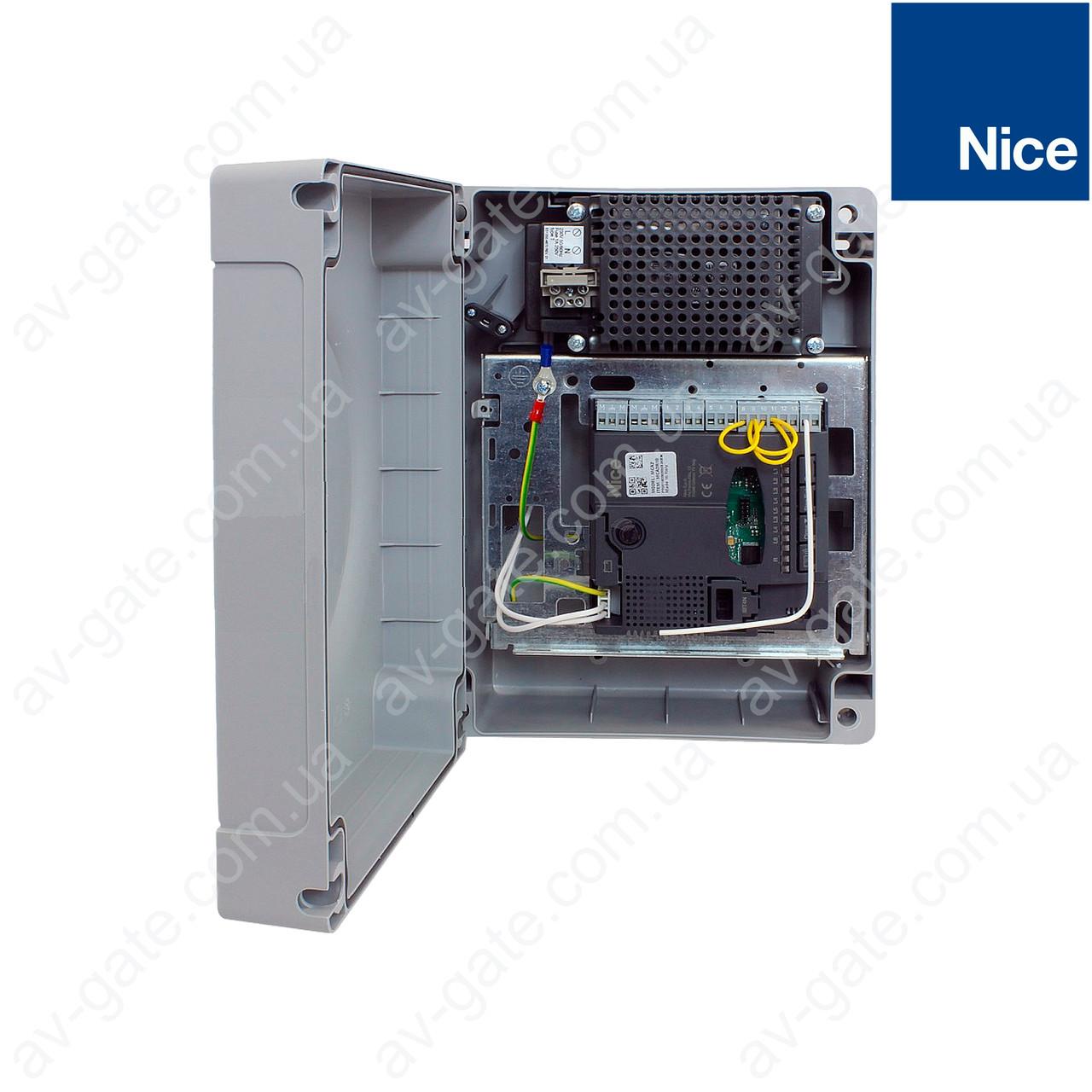 Блок управления автоматикой MC424L R10 Nice