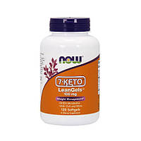 7-KETO NOW LeanGels 100 mg (120 капс) нов лиан гель