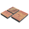 "Тротуарна плитка ""Плита"" 400*400, 60мм (колор-мікс) Золотий Мандарин"