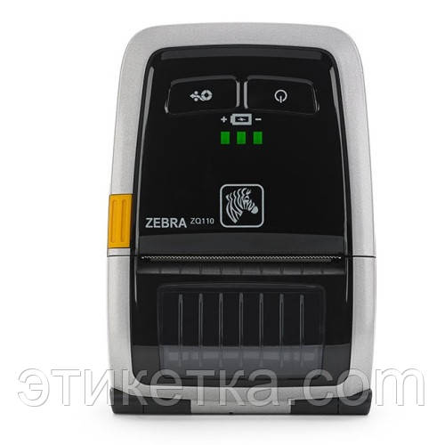 Мобильный принтер чеков Zebra ZQ110