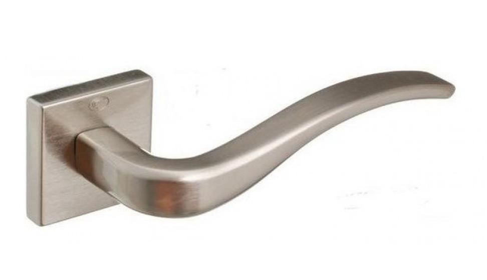 Ручки дверні Convex 1625 матовий нікель