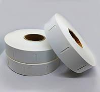 Бирки картонные в рулоне (25x40 мм, 1000шт), фото 1