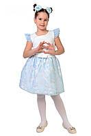 Красивое, модное, очень яркое платье для девочки, фото 1